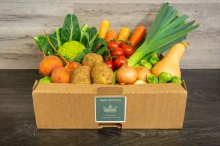 Organic Veg Box – Large