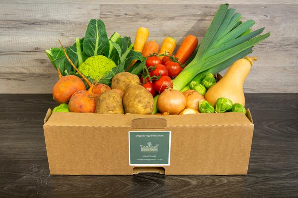 Organic Veg Box